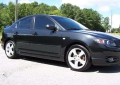 2006 mazda 3 a-t . all power . clean and fresh . well kept .flawless