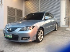 2008 mazda 3 2.0l top of the line for sale