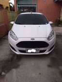 ford fiesta 2014 titanium top of the line