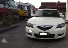 forsale mazda 3 color white model 2008 transmission