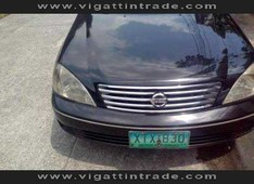 nissan sentra automatic model 2005 - vigattin trade