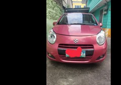 sell red 2010 suzuki celerio in mandaluyong