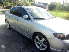 mazda 3 - 2007 model top if the line for sale