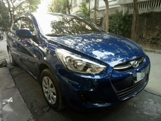 2016 hyundai accent mt gas for sale