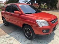 red kia sportage 2009 for sale in cebu