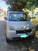 silver suzuki apv 2011 van for sale
