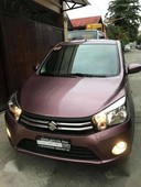 suzuki celerio 2016 mt pink top of the line for sale
