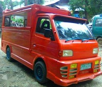 suzuki muticab 2012 for private use not expired 173k