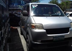 well-maintained suzuki apv 2011 ga m t for sale