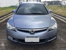 2007 honda civic 1.8s at fd for sale