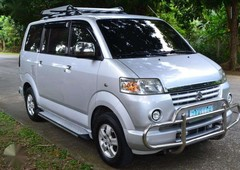 suzuki apv 2006 at top of the line fully loaded