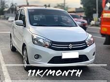 suzuki celerio 2016 manual gasoline for sale in davao city