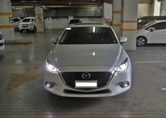 mazda 3 2018 at 5800 km for sale