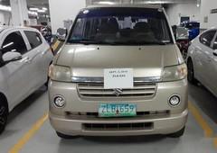 beige suzuki apv 2007 van for sale