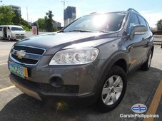 chevrolet captiva automatic