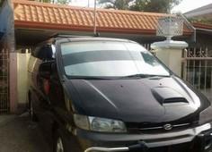 black hyundai starex 2004 for sale in zamboanga