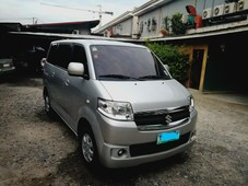 2013 suzuki apv for sale in cebu city