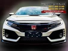 2019 honda civic type r, good as brand new 390 kms only, 2.0 gas, 6 speed manual, local