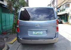 hyundai grand starex vgt 2008 model automatic trans
