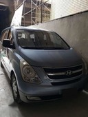 hyundai grand starex year 2010 vgt low mileage