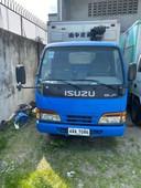 blue isuzu elf 2004 for sale in quezon