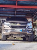 sell grey chevrolet trailblazer in quezon city