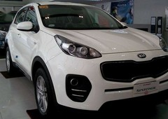 98k downpayment all in 2018 all new sportage crdi at
