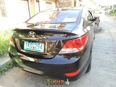 sell black hyundai accent in imus