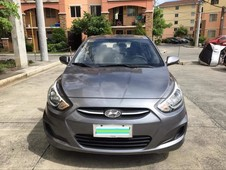 silver hyundai accent 2015 for sale in pasig