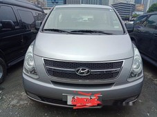 sell silver 2014 hyundai grand starex at 32000 km