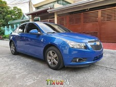 sell blue chevrolet cruze 2012 in cavite