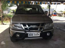 isuzu sportivo x 2014 manual for sale