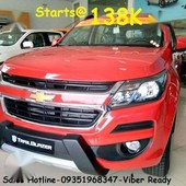 well-kept chevrolet trailblazer ltx 2017 for sale
