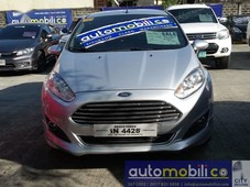 2017 ford fiesta at gas - automobilico sm city southmall