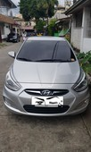 selling silver hyundai accent in muntinlupa