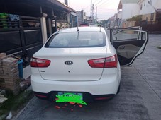kia rio 2013 for sale in bacoor
