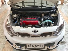 kia rio 2014 manual gasoline for sale in bacoor