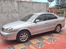 nissan sentra 2004 at 130000 km for sale in silang