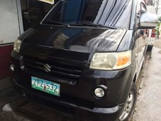 suzuki apv 2006 top of the line -at for sale