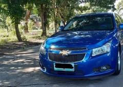 blue chevrolet cruze for sale in tarlac