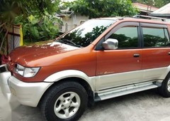orange isuzu crosswind for sale in tarlac