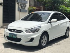 2013 hyundai accent automatic for sale