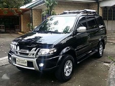 isuzu sportivo x diesel automatic casa maintained with warranty
