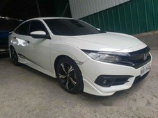 used honda civic 2019 automatic gasoline for sale in pasig