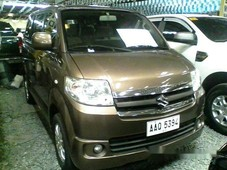 well-maintained suzuki apv 2014 mt for sale