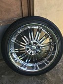 22 versante mags with tires for sale