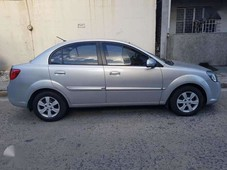 2011 kia rio - fuel efficient . at . super cool aircon . no issue