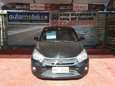 2017 suzuki celerio black gas at - automobilico sm city bicutan