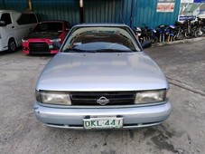 2nd hand nissan sentra 1993 at 130000 km for sale in parañaque