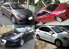 hyundai accent 2016-2017 for sale